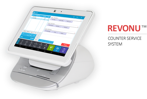 Revonu - Counter Service System - Panhandle POS